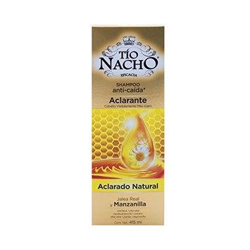 Tio Nacho Anti-Caida y Aclarante Chamomile Shampoo