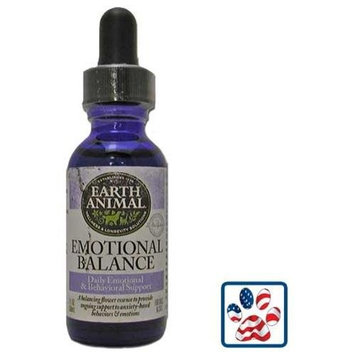 Earth Animal Emotional Balance for Dogs and Cats 1oz