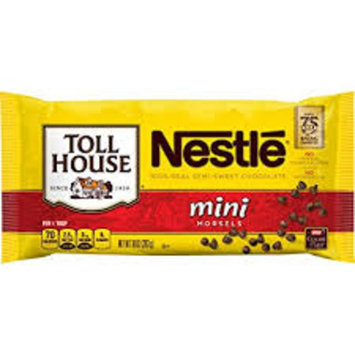 Nestle Toll House Semi-Sweet Chocolate Mini Morsels [number_of_pieces: number_of_pieces-36]