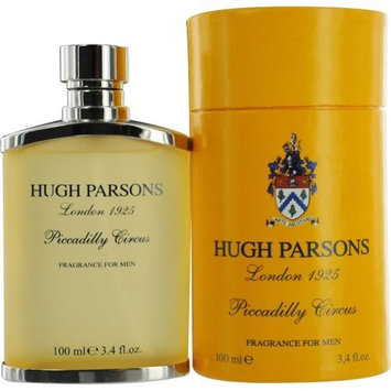 Hugh Parsons Piccadilly Circus Eau De Parfum Spray for Men, 3.4 Ounce [3.4 Ounces]