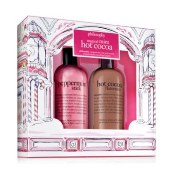 philosophy 2-Pc. Magical Mint Hot Cocoa Shower Gel Set