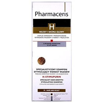 Pharmaceris H STIMUPURIN specalist hair growth stimulating shampoo by Pharmaceris | Dr. Irena Eris