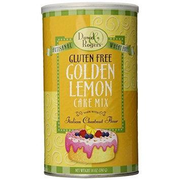 Funfresh Foods Gluten Free Golden Lemon Cake Mix, 14 Ounce