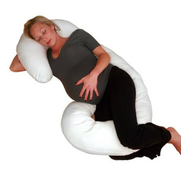 Deluxe Comfort Comfort Body Pillow, Full Body Pillow, Pregnancy Pillow, Nursing Pillow Sid.