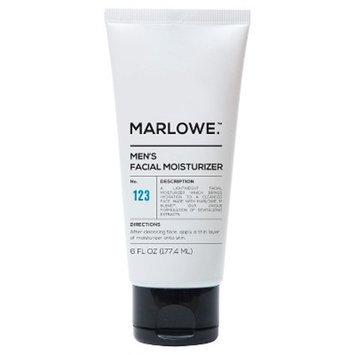 Marlowe. Marlowe No.123 Men's Facial Moisturizer - 6 oz