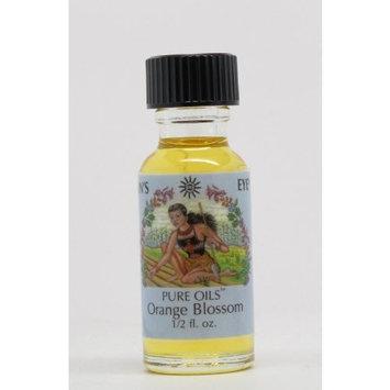 Orange Blossom - Sun's Eye Pure Oils - 1/2 Ounce Bottle