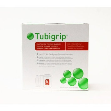 Tubigrip Size E - Tubular Bandage - (Large Ankles, Medium Knees, Small Thighs)