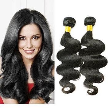 MAOYUAN 6A Body Wave Peruvian Human Hair 3 Bundles 100% 6A Unprocessed Virgin Peruvian Hair Body Wave with Closure Human Hair Extensions