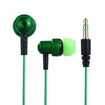 AutumnFall Universal 3.5mm Plug In-Ear Bass Stereo Earbuds Earphones Without Mic For Samsung/Xiaomi /iPhone Smartphones,Style 2