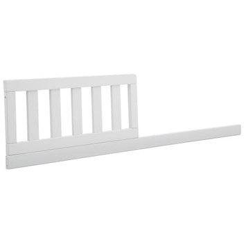 Delta Children Daybed/Toddler Guardrail Kit #555725, Bianca White