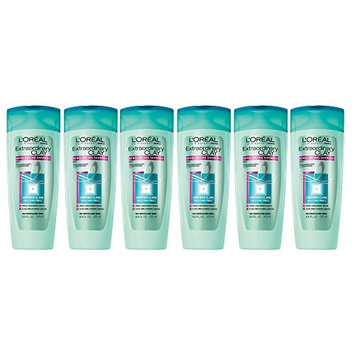 L'Oréal Paris Hair Expert Extraordinary Clay Shampoo, 6 Count (Packaging May Vary)
