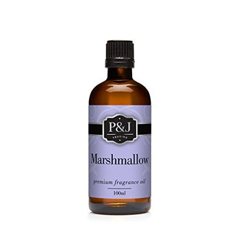 Marshmallow Fragrance Oil - Premium Grade Scented Oil - 100ml