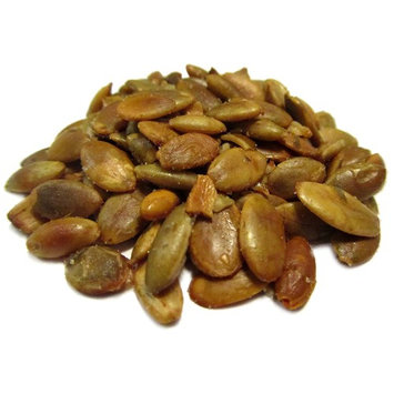 Azar Baker Select Roasted Pepitas with Pumpkin Seeds, Salted, 10-Pound