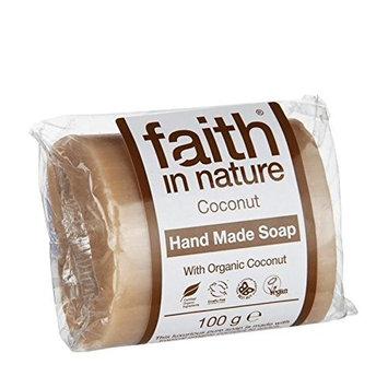 Faith in Nature Coconut Soap 100g