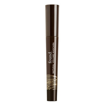 FOUND Natural Volume Mascara with Nettle Seed, 0.23 fl oz