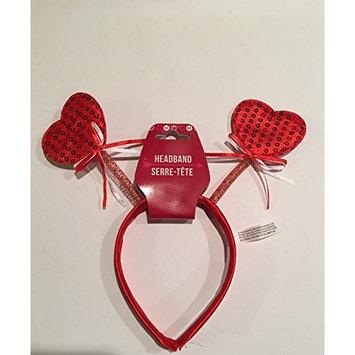 Red Valentine Headband