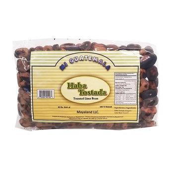 Diprosa Mi Guatemala Toasted Lima Bean 12 oz - Haba Tostada (Pack of 3)
