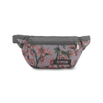 Trans by JanSport Bazoo Waist Pack - Coral Botanical