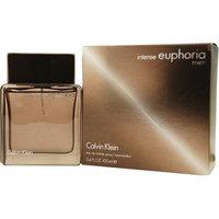 Euphoria Intense by Calvin Klein, 3.4 oz Eau De Toilette Spray for men