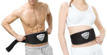 Yphone Chiseled Abs Waist Trimmer BELLY Fat Burner WEIGHT Loss Spot Reduction Waist Slimmer Belt