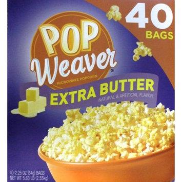 Pop Weaver Extra Butter 40 Pack