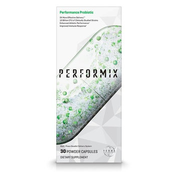 PERFORMIX Performance Probiotic, Clinically Studied Strains, Improved Immune Response, 30 Capsules