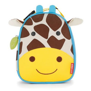Skip Hop Zoo Lunchies Insulated Lunch Bag - Giraffe