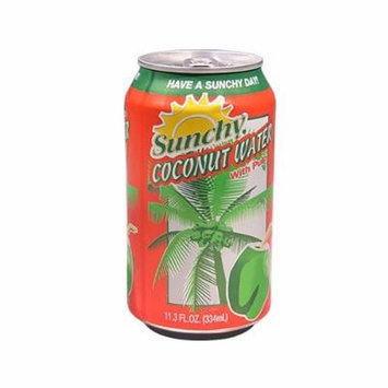 Coconut Water by Sunchy Agua de Coco 11.3 oz