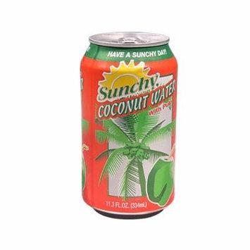Coconut Water by Sunchy Agua de Coco 11.3 oz