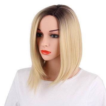AisiBeauty 20 inch Curly Faux Locs Soft Hair Deep Ends 6Pcs/Lot Goddess Locs Crochet Hair Synthetic Braiding Hair Extension (1B)