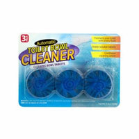 Automatic Toilet Bowl Cleaning Tablets, Pack of 20