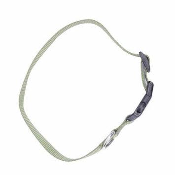 Utility Green Reflective Dog Collar Size L