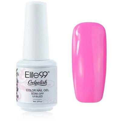 Elite99 Gelpolish Soak-off Gel Nail Polish UV LED Nail Art Orange 8ml 1530