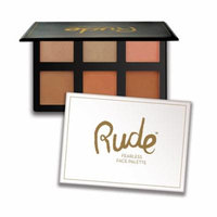 (3 Pack) RUDE Fearless Face Palette