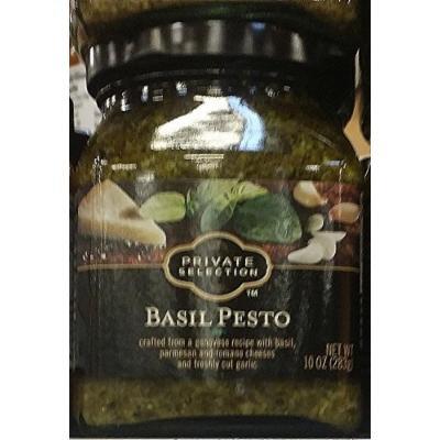 Private Selection Basil Pesto 10 oz (Pack of 2)