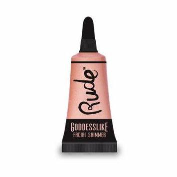 RUDE Goddesslike Facial Shimmer - Rhea