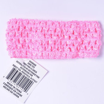 Ribest Ribbons & Bows Acc Knit Headband Ltpnk