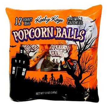 Kathy Kaye Popcorn Balls 12ct - 12oz