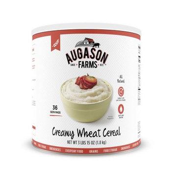Blue Chip Group Augason Farms Creamy Wheat Cereal 65 oz #10 Can