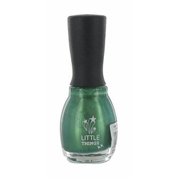 One Direction Little Things Nail Polish, Everything Emerald