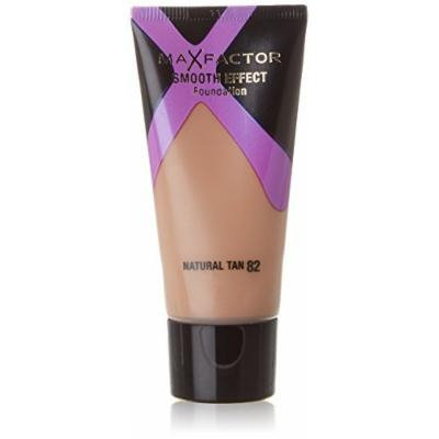 Max Factor Smooth Effect Number 82, Natural Tan Foundation 30 ml by Max Factor