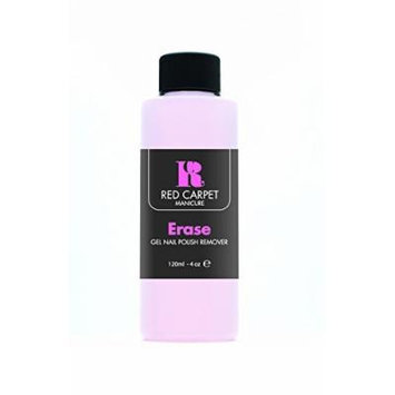 Red Carpet Manicure Erase Gel Nail Polish Remover - 4 Oz by Red Carpet Manicure