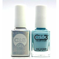 Color Club Gel TAKE ME TO YOUR CHATEAU Pastel Color Club Gel + Lacquer Duo by Color Club