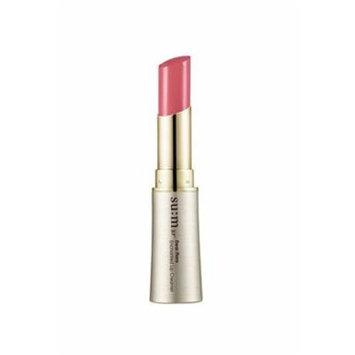 Korean Cosmetics_LG Su:m 37 Dear Flora Enchanted Lip Creamer_no.4 lisian pink beige