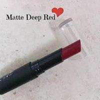 Technic Colour Max Matte Deep Red Lipstick