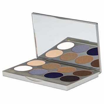 Graftobian HD Ultrasilk Matte Eye Shadow Palette (Smoke)