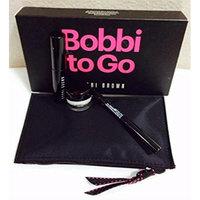 Bobbi Brown to Go 4 Piece set: eye cream, eye liner, mascara & makeup bag
