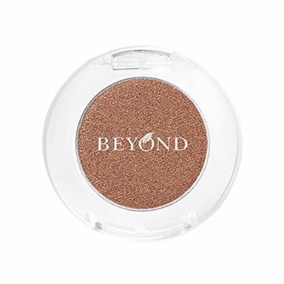 Beyond Single Eyeshadow 1.7g (#12 Toffe-Nut Blossom)