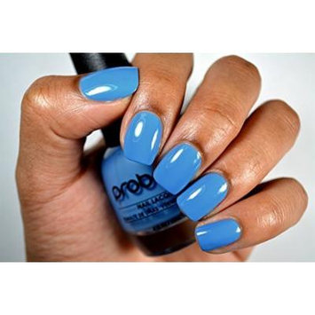 Probelle Nail Lacquer .5 Fl Oz (Into The Blue (Blue Cream)) by Probelle