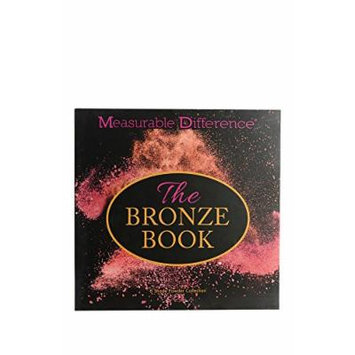 Measurable Difference The Bronze Book ~ Eight Shade Collection ~ Best Bronzers Under the Sun